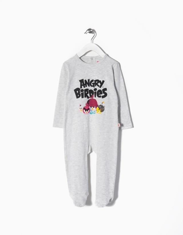 pijama angry birds
