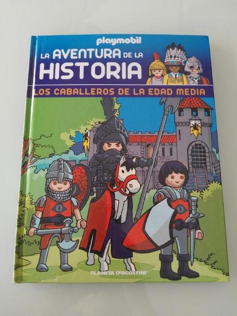 libro la aventura de la historia