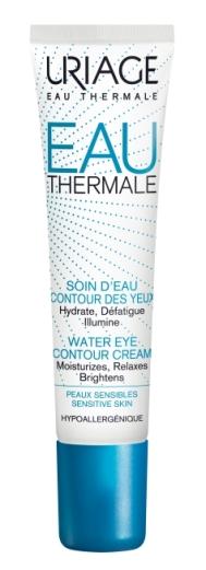 contorno de ojos agua termal