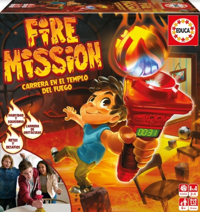 fire mision
