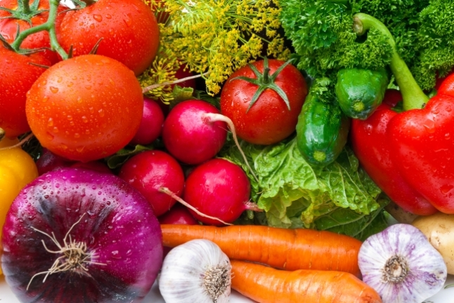 verduras astenia